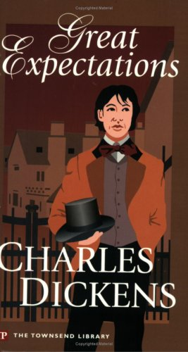 Book cover for Great Expectations