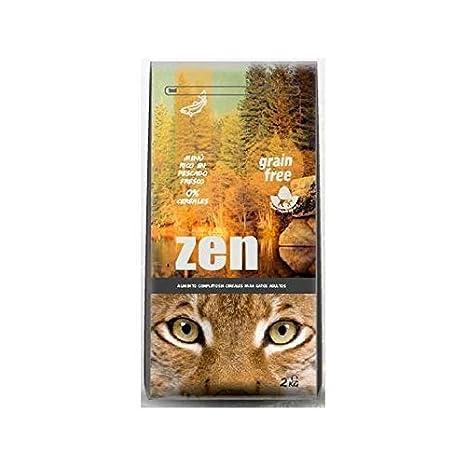 Alimento holístico para gatos adultos, 2kg. - Pienso gatos ...