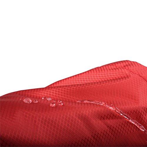 Snow Gaiters, Inkach Hiking Gaiters Leg Cover Boot Legging Wrap Waterproof Shoes Gaiters Red