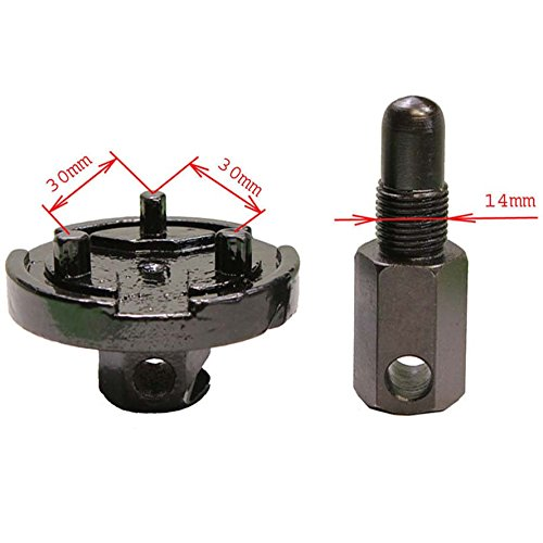 Piston stop Chainsaw Clutch Flywheel Removal Tool Husqvarna