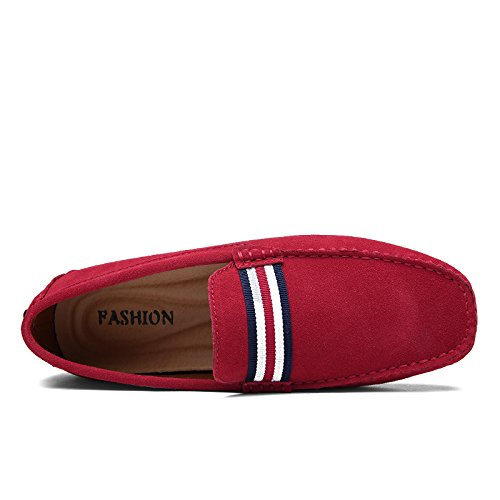Amazon.com | Salabobo 9869 New Mens Stylish Casual Loafers Slip-on Moccasins Driving Shoes | Loafers & Slip-Ons