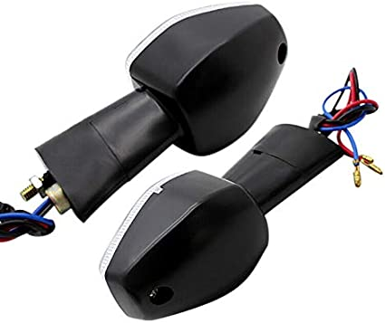 TOOGOO Ampoule de Clignotant Moto pour Cbr929Rr Cbr954Rr Cbr600F4 Cbr600F4I CBR 929 954 600 RR F4 F4I Blanc