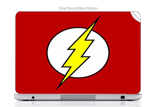 Laptop VINYL DECAL Sticker Skin Print Comic Book Hero fits MacBook 12-inch (2015 Retina Display)
