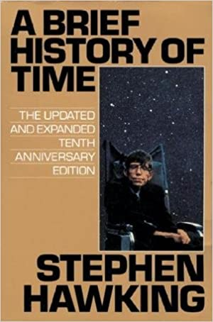 A Brief History Of Time The Updated And Expanded 10th