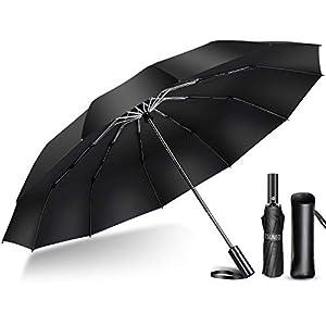 折りたたみ傘 自動開閉 軽量 折り畳み傘 メンズ 大きい 晴雨兼用