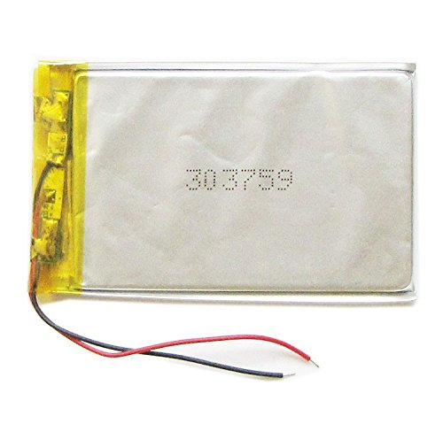 Ofeely 3.7V 650mah 303759 Lithium Polymer Li-Po Rechargeable Battery For DIY toy Mp3 MP4 MP5 GPS