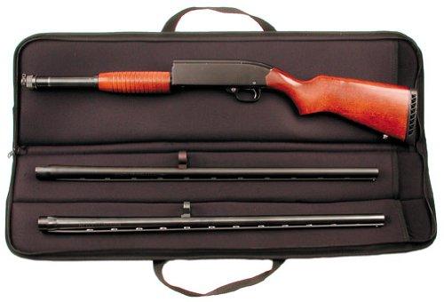 (Takedown Rifle Shotgun Case - 35 inch Length - Black - Bagmaster)