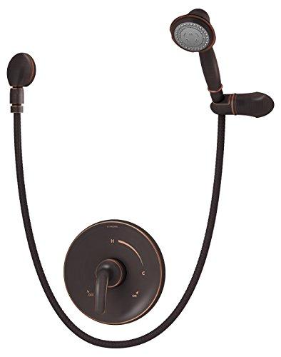 Symmons Elm 5503-SBZ Handshower System, Seasoned Bronze
