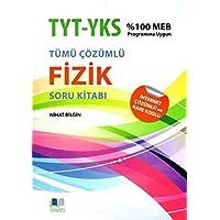 Nihat Bilgin TYT-AYT Tümü Çözümlü Fizik Soru Kitabı