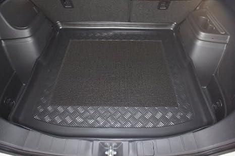 Kofferraumwanne Mit Anti Rutsch Passend Für Mitsubishi Outlander Iii Suv 5 09 2012 5 7 Sitzer 3 Reihe Umgelegt Mit Und Ohne Soundsystem Auto