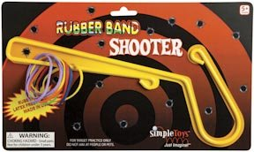 - Toysmith Rubber Band Shooter Toy