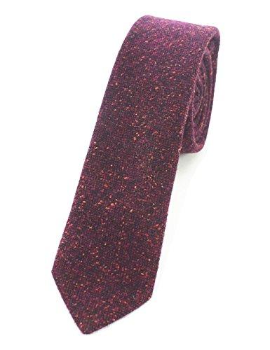 wool ties for men - 1