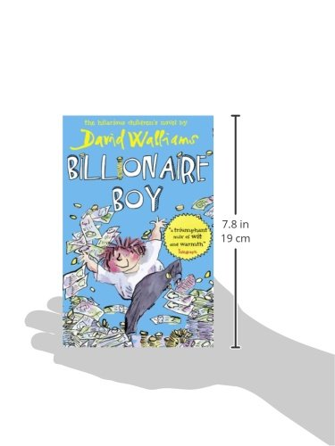 Billionaire Boy: Amazon.es: David Walliams: Libros en idiomas extranjeros
