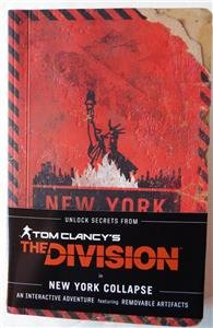 DCC 2016 SIGNED by Alex Irvine NEW YORK COLLAPSE Tom Clancy's The Division GAME