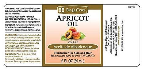 Amazon.com: De la Cruz Aceite de aceite: Beauty