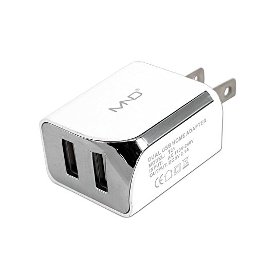 2-in-1 USB Type-C Chargers Bundle for ZTE Blade Z Max Z982, Blade