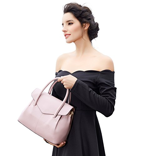 Bag Handle Ladies Wine Leather Purse Women BOYATU Top for Red Bags Designer Tote Handbags wv6xYqxz