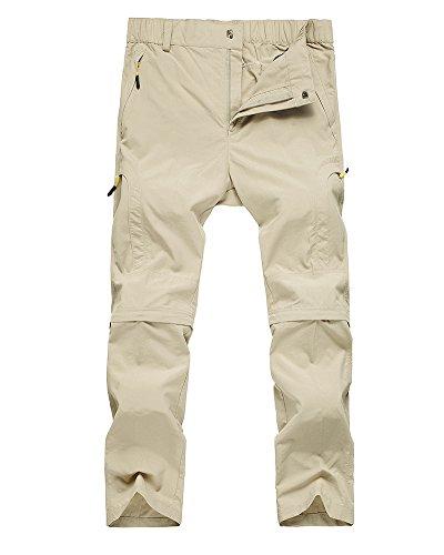 Dry Zip Off Pant - 9