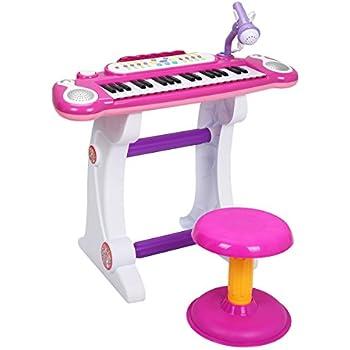Amazon Com Little Rockers Deluxe Childrens 36 Keys Toy