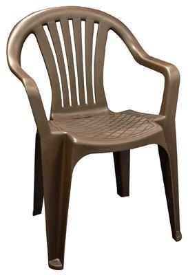 Adams Mfg 8234 60 3704 Low Back Chair Brown Chairs