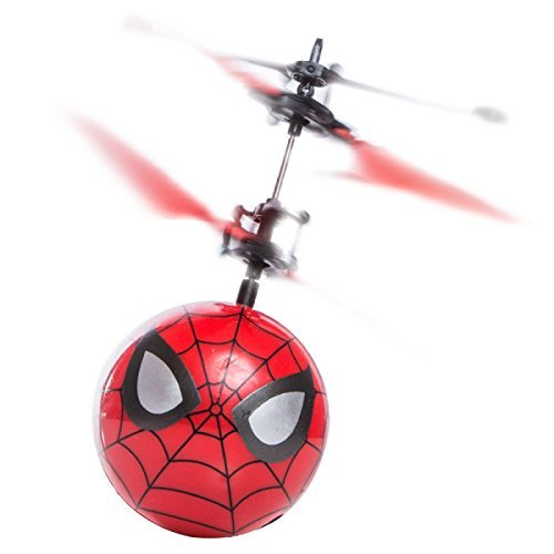 Spiderman Heli Ball Powerful Levitating Sphere Flies Up To 15 feet