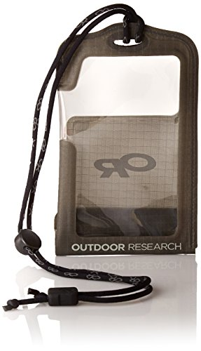 Outdoor Research Sensor Dry Pocket Smartphone Std, Charcoal, 1Size