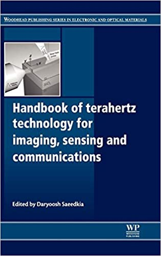 Sensing and Communications Handbook of Terahertz Technology for Imaging