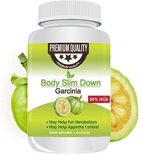 Amazon Com Body Slim Down Garcinia 60 Hca 100 Pure Garcinia