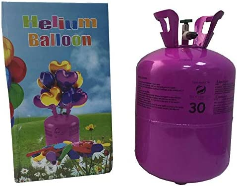 Balloon Helium Standard kit 30 Balloons: Amazon com