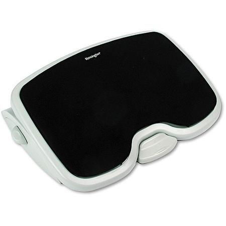 (Kensington Solemate Comfort Under Desk Ergonomic Footrest with SmartFit)