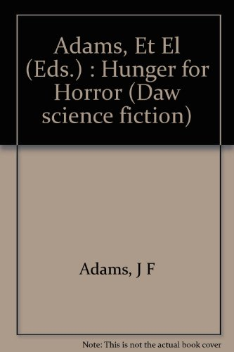 Hunger for Horror (Daw science fiction)
