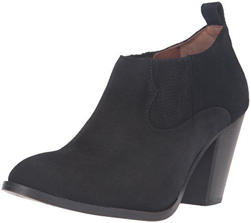 FRYE Womens Ilana Shootie Suede Boot Black g6zAi