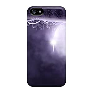 Snap-on Lavender Bliss Case Cover Skin Compatible With Iphone 5/5s