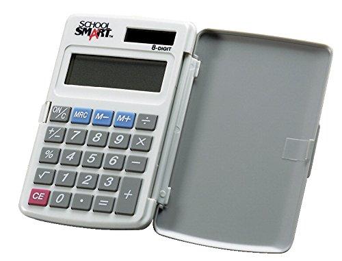School Smart Pocket Calculator by School Smart