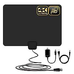 [Newest] Indoor Amplified HD Digital TV ...