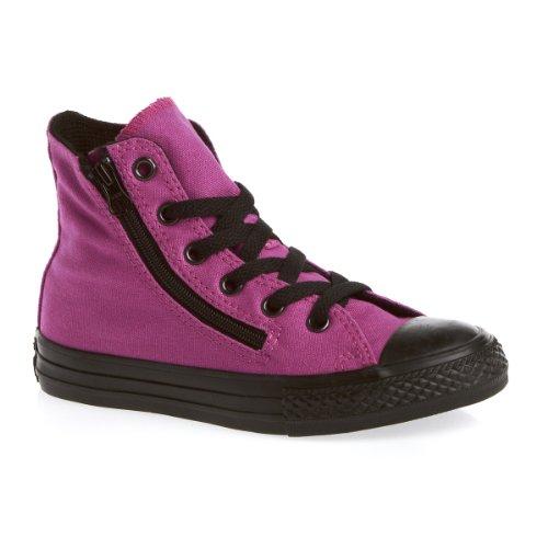 Converse - Zapatillas para niña rosa rosa rosa rosa Talla:niño 11