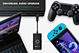 Creative Sound Blaster G3 USB-C External Gaming USB DAC and Amp for PS4, Nintendo Switch, Ft. GameVoice Mix (Audio Balance for Game/Chat), Mic/Vol Control and Mobile App Control, Plug-and-Play