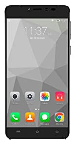 Funker Z5 - Smartphone libre 4G, 32GB, 2GB RAM, QuadCore, ZYGNUS PRO, color negro