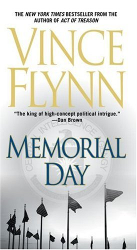 Memorial Day - Book #7 of the Mitch Rapp