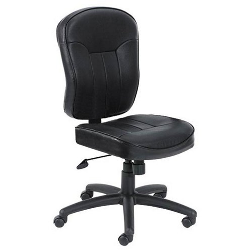 linus-armless-task-chair-in-bonded-leather-black-bonded-leatherplus-black-frame