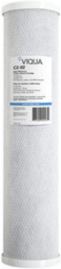 VIQUA C2-02PB 20 X 4.5 Carbon Block Filter