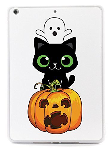 (Inspired Cases Cute Halloween Trio - White Case for iPad)