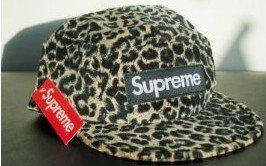 supreme Hat 5 panel Camp Cap LEOPARD PRINT Tyler the Creator ODD FUTURE  OFWGKTA 4f0145aee88e