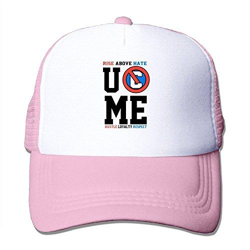 NINJOE Unisex-Adult John Love Cena Travel Caps Hats Pink for $<!---->