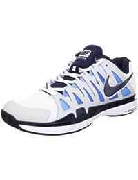 Zoom Vapour 9 Tour Tennis Shoes - 9 - White