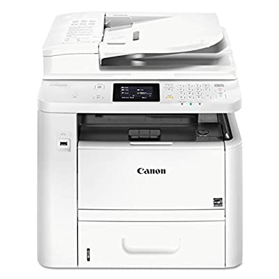 Canon 0291C009 imageClass D1550 4-in-1 Multifunction Laser Copier, Copy/Fax/Print/Scan