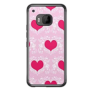 Loud Universe Samsung Galaxy Note 4 Love Valentine Files A Valentine 201 Transparent Edge Case - Black