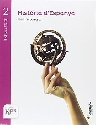 HISTORIA DESPANYA SERIE DESCOBREIX 2 BTO SABER FER - 9788414114001: Amazon.es: Libros