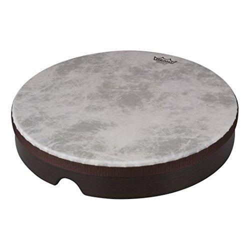 Rhythm Band Tunable Hand Drum - Remo HD-8514-00 Fiberskyn Frame Drum, 14