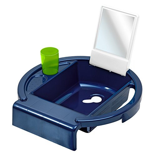 blau Rotho Babydesign 20034 0255 01 Kiddy Wash Kinderwaschbecken